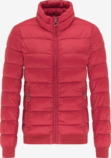 DreiMaster Maritim Winterjas in de kleur Rood, Productweergave