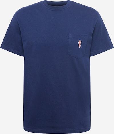 Revolution T-Shirt in navy / rot / weiß, Produktansicht