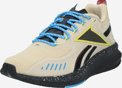 REEBOK Sports shoe in beige / blue / yellow / black, Item view