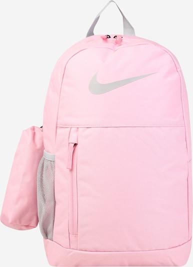 Nike Sportswear Mochila 'Elemental' en gris claro / rosa claro, Vista del producto
