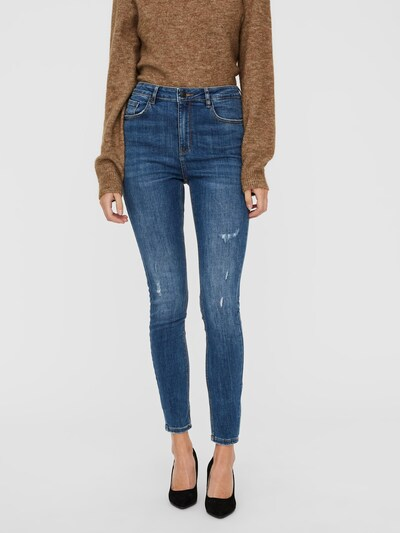 VERO MODA Jeans 'Sophia' in blue denim, Modelansicht