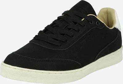 Superdry Sportschoen in de kleur Zwart / Wit, Productweergave