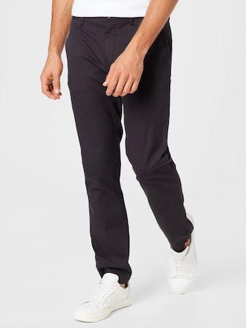 Pantalon chino 'Stuart' SCOTCH & SODA en gris