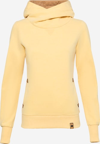 Fli Papigu Bluzka sportowa 'U Sexy I am Sexy' w kolorze żółty