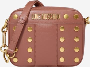 Love Moschino Õlakott, värv roosa