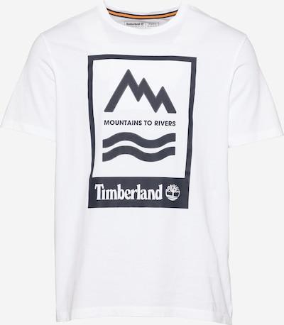 TIMBERLAND Paita värissä laivastonsininen / valkoinen, Tuotenäkymä
