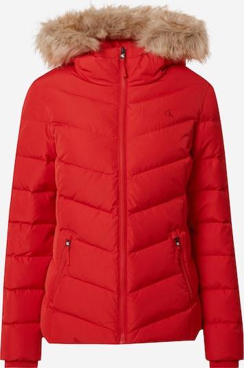 Calvin Klein Jeans Jacke in rot, Produktansicht