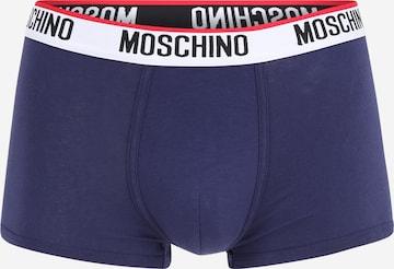Boxer di Moschino Underwear in blu