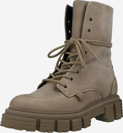 Kennel & Schmenger Lace-Up Ankle Boots 'SPICE' in Taupe, Item view