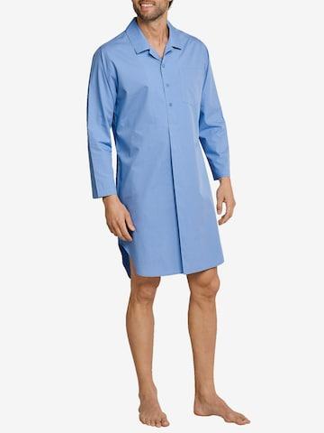 Pyjama court SEIDENSTICKER en bleu