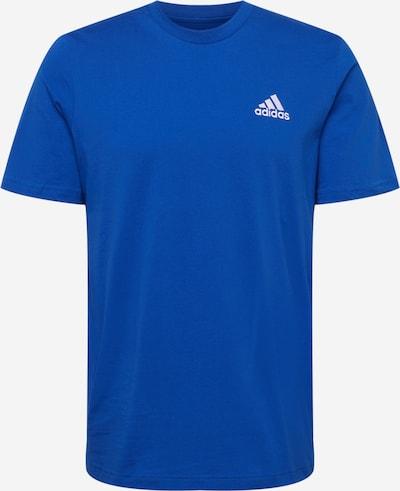ADIDAS PERFORMANCE Functioneel shirt in de kleur Blauw / Wit, Productweergave
