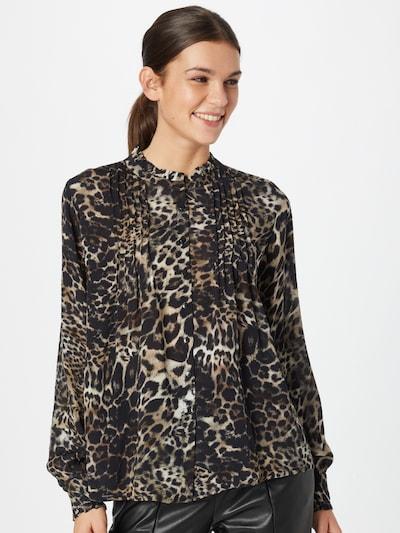 Bluză PRINCESS GOES HOLLYWOOD pe bej / negru, Vizualizare model