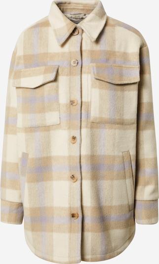 Neo Noir Prijelazna jakna u boja pijeska / svijetlosmeđa / lavanda, Pregled proizvoda