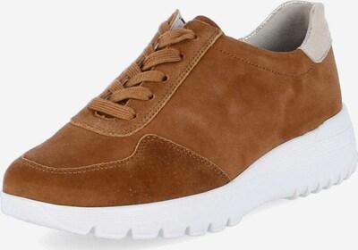 SEMLER Sneakers in braun, Produktansicht