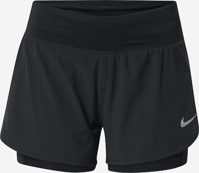 NIKE Sports trousers 'Eclipse' in Black / White, Item view