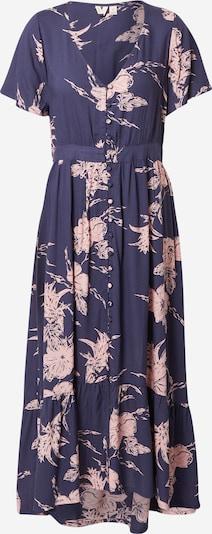 ROXY Robe 'Bright Daylight' en indigo / rose, Vue avec produit