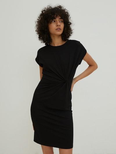 Rochie 'Faith' EDITED pe negru, Vizualizare model