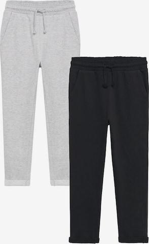 Pantaloni 'vienapk' de la MANGO KIDS pe gri