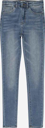 LEVI'S Jeans '720 High Rise Supper Skinny' in blue denim, Produktansicht