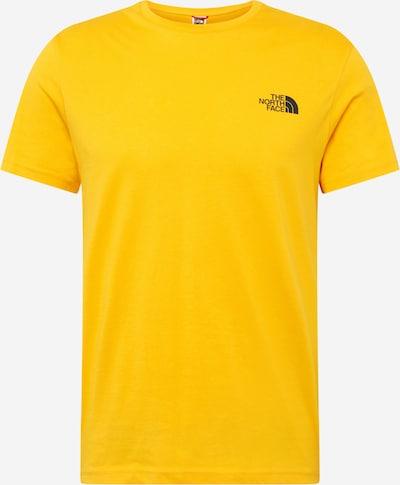 THE NORTH FACE Funkční tričko 'Simple Dome' - zlatě žlutá, Produkt