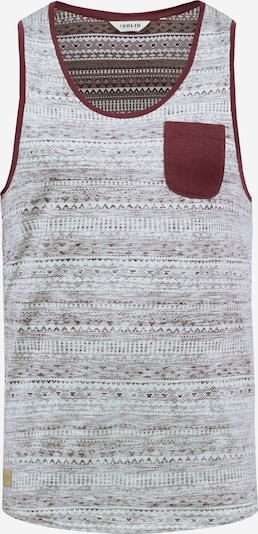 !Solid Tanktop 'Imbre' in rot, Produktansicht