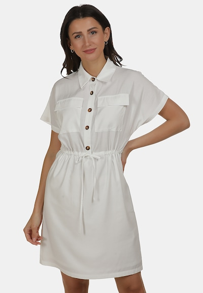 usha BLUE LABEL Kleid in weiß, Modelansicht
