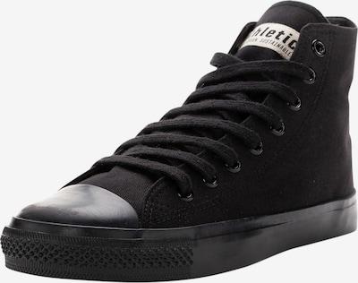 Sneaker înalt Ethletic pe negru, Vizualizare produs