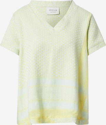 Cecilie Copenhagen Skjorte i gul