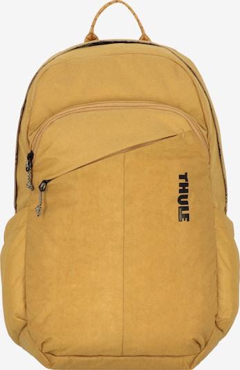 Thule Rucksack 'Indago' in gelb / schwarz, Produktansicht