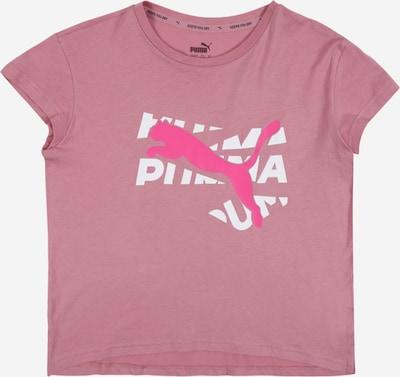 PUMA Funkční tričko - světle fialová / pink / bílá, Produkt