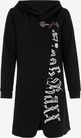 CIPO & BAXX Sweatjacke in schwarz / weiß, Produktansicht