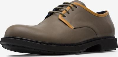 CAMPER Chaussure de sport à lacets en marron, Vue avec produit