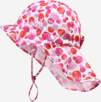 DÖLL Hat in Pink / Pitaya / Melon / White, Item view