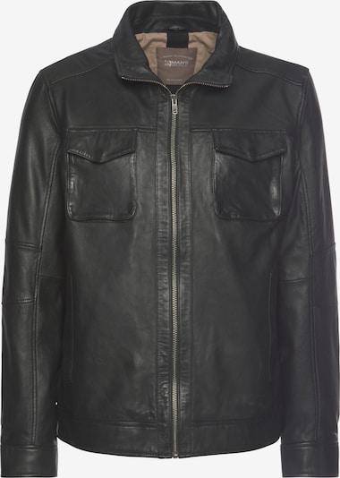Man's World Jacke in schwarz, Produktansicht