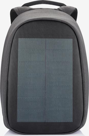 XD Design Rucksack 'Bobby Tech' in grau / schwarz, Produktansicht