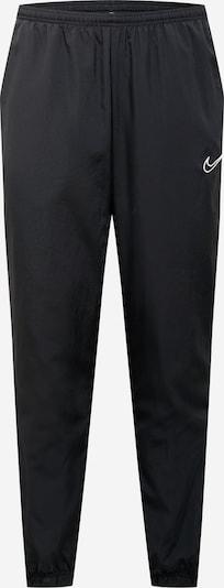 NIKE Sporthose in schwarz / weiß, Produktansicht