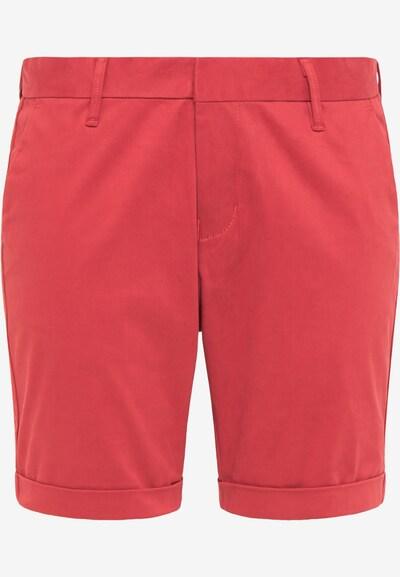 DreiMaster Maritim Shorts in rot, Produktansicht