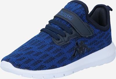 KAPPA Sneaker 'GIZEH K' in blau / weiß, Produktansicht