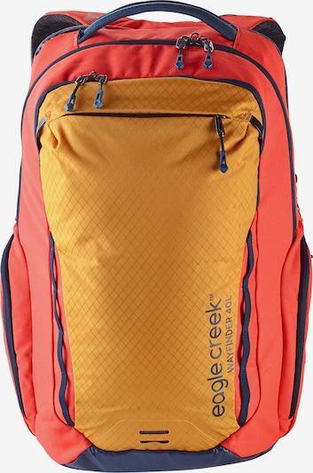 EAGLE CREEK Rucksack 'Wayfinder' in orange / rot, Produktansicht