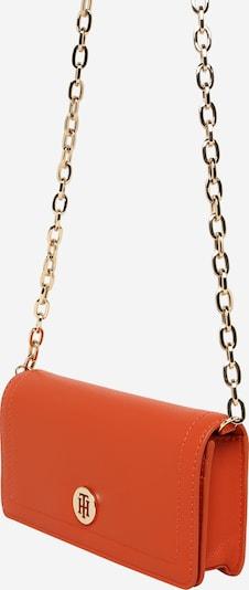 TOMMY HILFIGER Pisemska torbica   temno oranžna barva, Prikaz izdelka