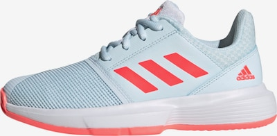 ADIDAS PERFORMANCE Sneaker ' CourtJam ' in hellblau / orange, Produktansicht