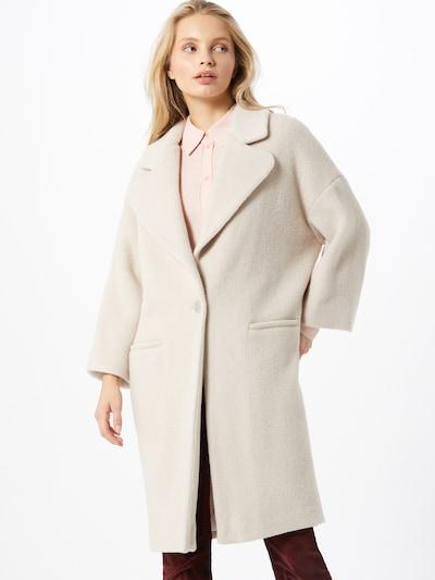 MAX&Co. Mantel 'Curva' in beige, Modelansicht