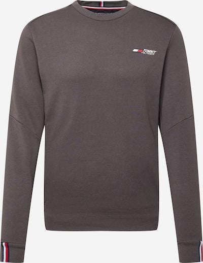 Bluză de molton TOMMY HILFIGER pe bleumarin / gri metalic / roși aprins / alb, Vizualizare produs