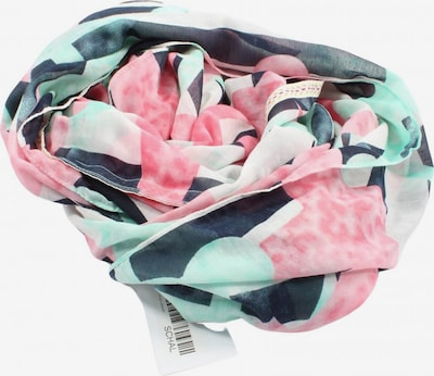 PIECES Scarf & Wrap in One size in Turquoise / Pink / Wool white, Item view