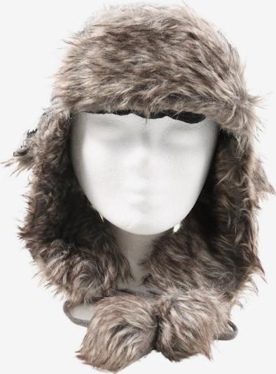 Bijou Brigitte Lapplandmütze in XS-XL in hellgrau / schwarz / weiß, Produktansicht
