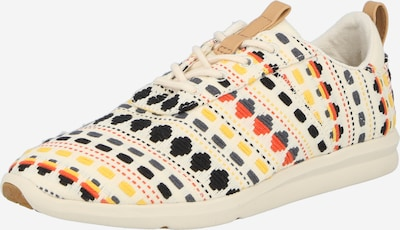 bézs / vegyes színek TOMS Rövid szárú edzőcipők 'CABRILLO', Termék nézet