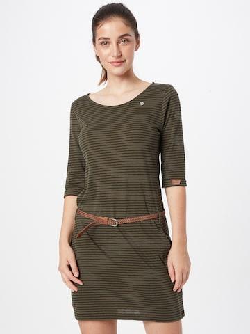 Ragwear Dress 'TANYA' in Green