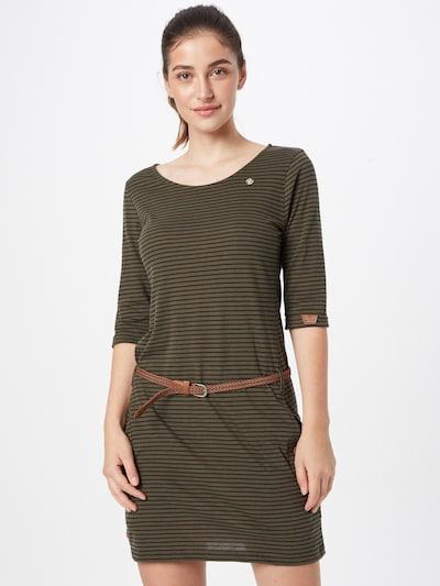Ragwear Dress 'TANYA' in Olive / Dark green, View model