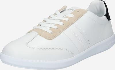 Calvin Klein Sneaker in beige / weiß, Produktansicht