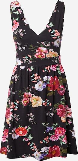 ABOUT YOU Kleid 'Klea' in mischfarben / schwarz, Produktansicht